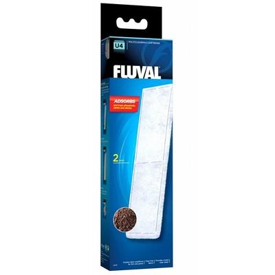 Fluval U Poly / Clearmax Cartridge - 2 Pack