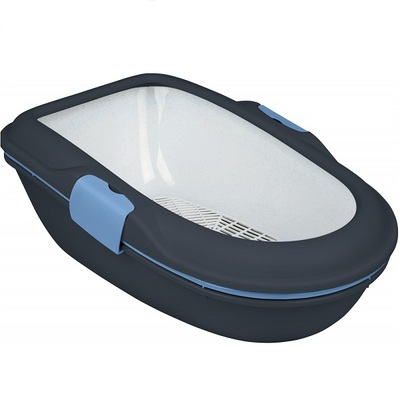 Trixie Berto Litter Tray, With Threepart Separating System