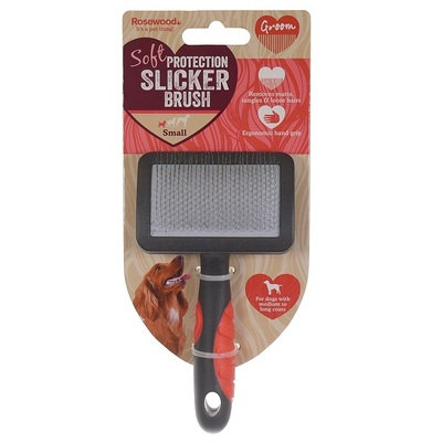 Rosewood Dog Grooming Slicker Brush