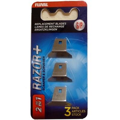 Fluval Razor+ Magnet Replacement Blades 3pk