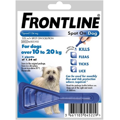 Frontline Spot On Dog