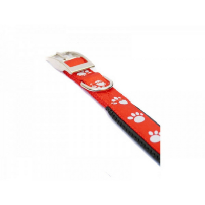 Rosewood Red Collar