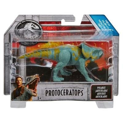 Jurassic World Attack Pack Protoceratops Figure