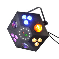 Black Star 5-in-1 Effects Light by Atomic Pro
