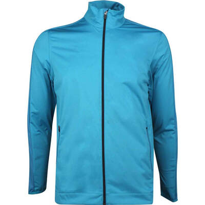 Galvin Green Golf Jacket Laurent Interface 1 Lagoon Blue 2019