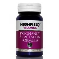 Pregnancy & Lactation Formula 90's