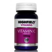 Vitamin C Chewable 500mg 30's