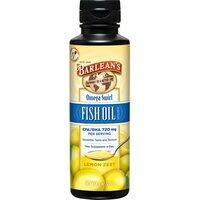 Omega Swirl Fish Oil Lemon Zest 227g (Currently Unavailable)