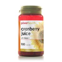 Cranberry Juice with Vitamin C 100's