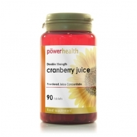 Double Strength Cranberry Juice 4500mg 90's