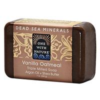 Vanilla Oatmeal Soap 200g