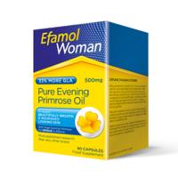 Efamol Woman Pure Evening Primrose Oil 500mg 90's