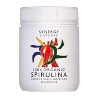 Spirulina (100% Organic) 200g