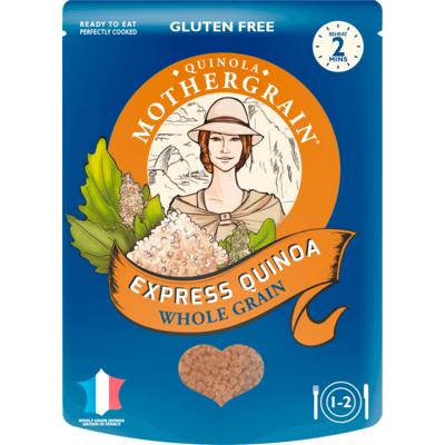 Quinola Mothergrain Express Quinoa Wholegrain 250g