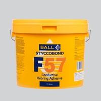 F Ball Styccobond Conductive Acrylic F57 Adhesive 15L