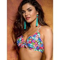 Pour Moi Wonderland Halter Triangle Underwired Bikini Top