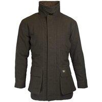 Walker & Hawkes Mens Derby Shooting / Hunting AC Wool Coat / Jacket - 38 Olive