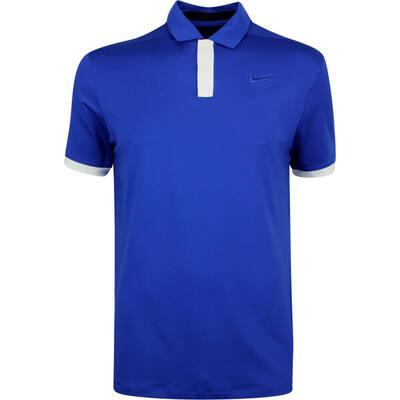 Nike Golf Shirt Vapor Solid Indigo Force SS19