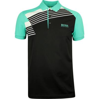 BOSS Golf Shirt Paddy Pro 1 Black PF19