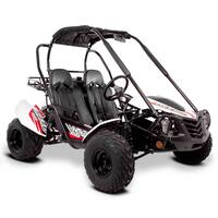 Mud Rocks 150 Trail Blazer 150cc White Off Road Buggy