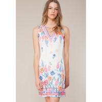 Yuridia Jersey Dress - Ivory
