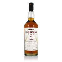 Royal Lochnagar 10 Year Old The Managers Dram