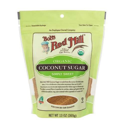 Bobs Red Mill Organic Coconut Sugar 369g