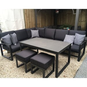 Harbo Oakmont Corner Casual Dining Sofa Set