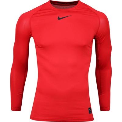 Nike Golf Base Layer LS Nike Pro Shirt University Red AW19