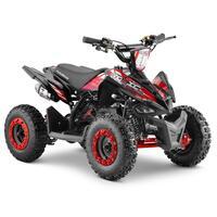 Image of FunBikes Toxic 50cc Red Kids Petrol Mini Quad Bike