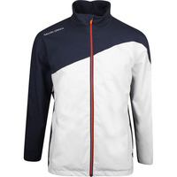 Galvin Green Waterproof Golf Jacket - Aaron - White AW19