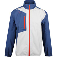 Galvin Green Waterproof Golf Jacket - Andres Paclite - Ensign Blue AW19