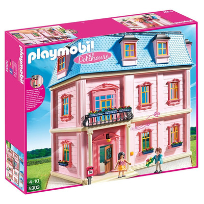 Playmobil Dollhouse Deluxe with Working Doorbell