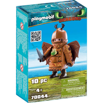 Playmobil DreamWorks Dragons Fishlegs With Flight Suit