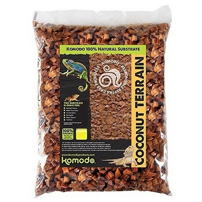 Komodo Coconut Terrain Reptile Substrate