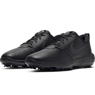 Nike Golf Shoes Roshe G Tour Triple Black 2019