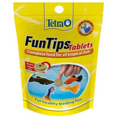 Tetra Fun Tips Tablets
