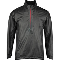 Galvin Green Waterproof Golf Jacket - Ashby Shakedry - Grey - Red SS20