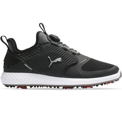 PUMA Golf Shoes Ignite PWRADAPT Caged Disc Black 2020