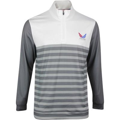 PUMA Golf Pullover Volition Allegiance QZ Quiet Shade SS20
