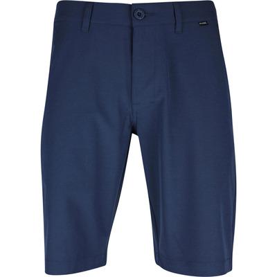 TravisMathew Golf Shorts Beck Blue Nights SS20
