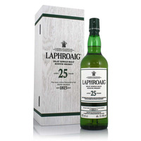 Laphroaig 25 Year Old, 2019 Release 51.4%