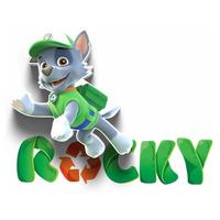 Rocky (Paw patrol) Minis 3D Light