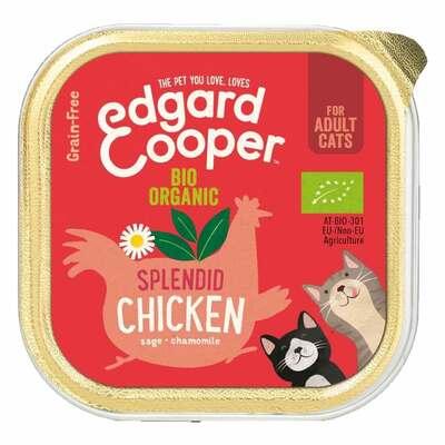 Edgard & Cooper Organic Chicken for Cats 85g