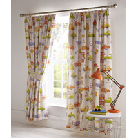 Cars and Transport Curtains 72s