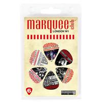 Marquee Club Guitar Picks - Moments