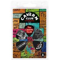 Cavern Club Guitar Picks - Wall