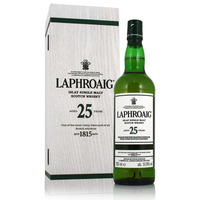 Laphroaig 25 Year Old, 2021 Release 51.9%