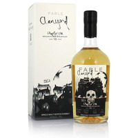 Caol Ila 10YO, The Ghost Piper of Clanyard Bay, Fable Chapter 1, Bottling 2