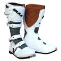 Wulfsport Super Boot-LA / White - Adults Clothing & Protection